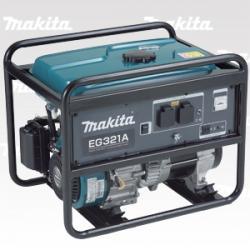 Makita EG 321 A генератор, 3.2кВт, 61кг, ручной стартер