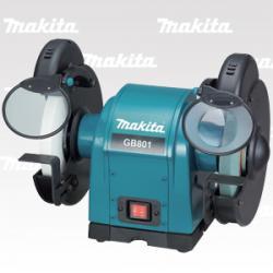 Makita GB 801 станок точильный, 550Вт, 205мм, 20.5кг