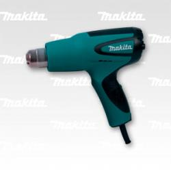 Makita HG 551V термовоздуходувка, 1600Вт, 500°C, 0.58кг, кейсMakita HG 5012 терм