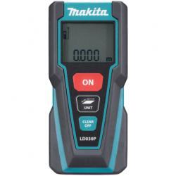 Makita LD 030 P дальномер лазерный, 30м, 0.09кг
