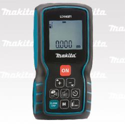 Makita LD 080 PI дальномер лазерный, 80м, 0.14кг, датчик наклона